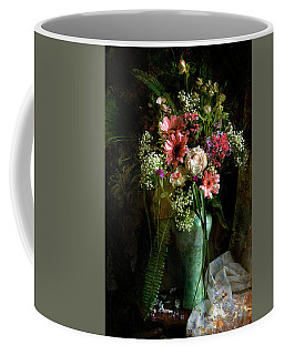 Flowers Still Life Coffee Mug