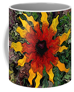Flowerworks Coffee Mug
