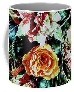 Flowing Bouquet Coffee Mug