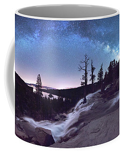 Flowing Dreams - Emerald Bay By Brad Scott Coffee Mug