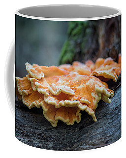 Flowing Fungus Coffee Mug