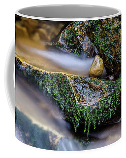 Flowing Coffee Mug by Martina Fagan