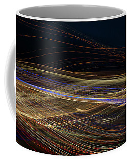 Coffee Mug featuring the photograph Flowing by Michael Lucarelli