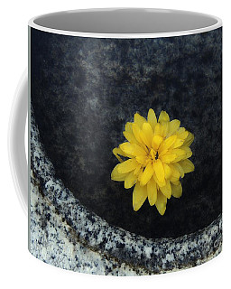 Floating On The Water Coffee Mug by Marcia Lee Jones
