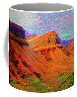Flowing Rock Coffee Mug