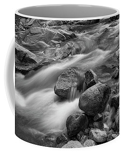 Coffee Mug featuring the photograph Flowing Rocks by James BO Insogna