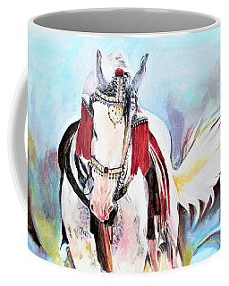 Flowing Tail Coffee Mug