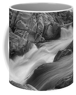 Flowing Waters At Kern River, California Coffee Mug