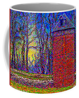Floyd,virginia Tower Coffee Mug