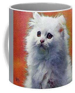 Fluffy Princess Coffee Mug