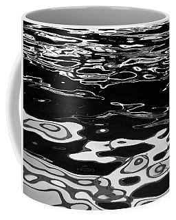 Fluid Abstract Coffee Mug