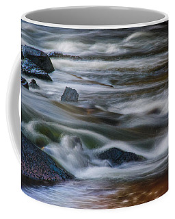 Coffee Mug featuring the photograph Fluid Motion by Steven Richardson