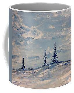 Flurries 2 Coffee Mug