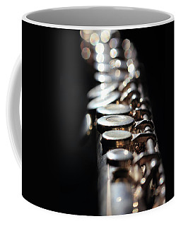 Flute Close Up Coffee Mug