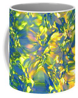 Fluttering Of Color Coffee Mug