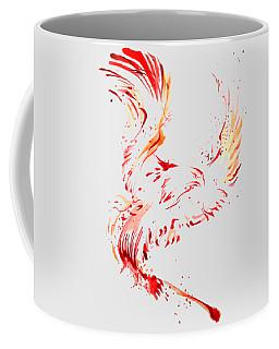 fly Coffee Mug