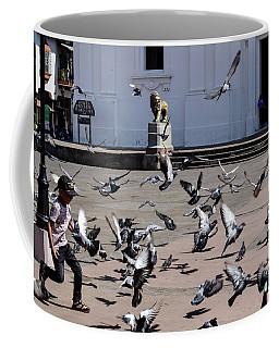 Fly Birdies Fly Coffee Mug