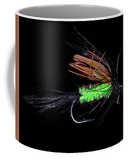 Coffee Mug featuring the photograph Fly-fishing 1 by James Sage