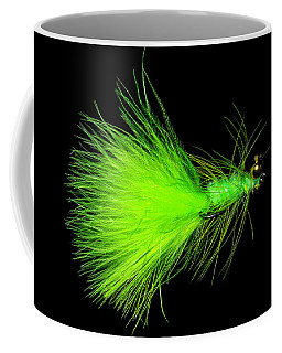 Coffee Mug featuring the photograph Fly-fishing 2 by James Sage