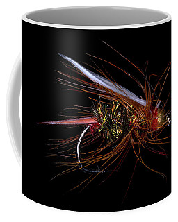 Coffee Mug featuring the photograph Fly-fishing 4 by James Sage
