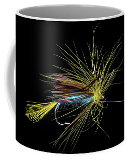 Coffee Mug featuring the photograph Fly-fishing 6 by James Sage