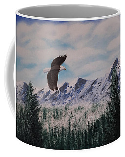 Fly Like An Eagle Coffee Mug