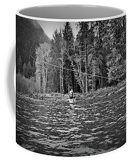 Fly On The Swing Coffee Mug