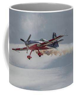 Flying Acrobatic Plane Coffee Mug