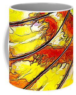 Flying Away... Coffee Mug