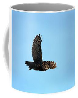 Flying By Coffee Mug