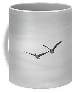 Flying Companions Coffee Mug by Jason Coward