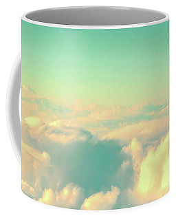Coffee Mug featuring the photograph Flying by Delphimages Photo Creations
