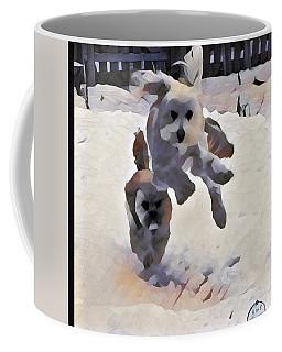 Flying Dog Coffee Mug