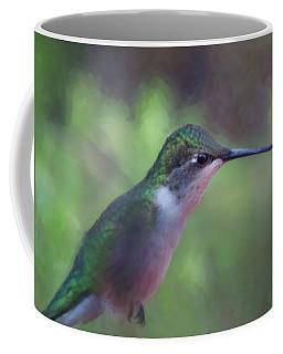 Flying Flower Coffee Mug