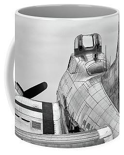 Flying Fortress - 2017 Christopher Buff, Www.aviationbuff.com Coffee Mug