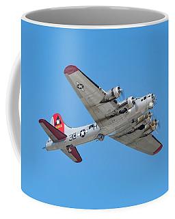 Flying Fortress Over Pdk - 2017 Christopher Buff, Www.aviationbuff.com Coffee Mug