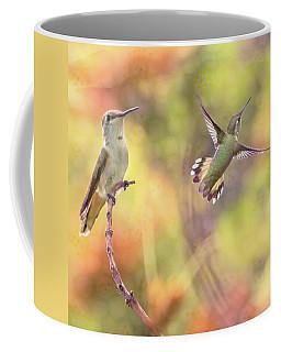 Flying Gems Coffee Mug