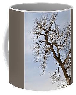 Flying Goose By Great Tree Coffee Mug