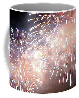 Flying High On Fourth Of July Coffee Mug