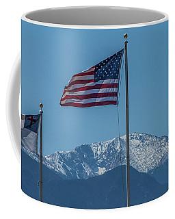 America The Beautiful Coffee Mug