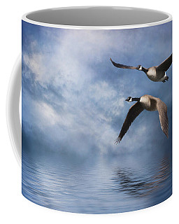 Flying Home Coffee Mug