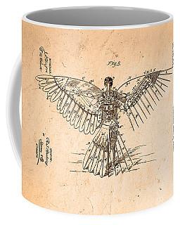 Flying Machine 1889 Coffee Mug