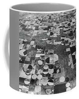 Flying Over - Art By Linda Woods Coffee Mug