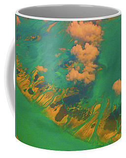 Flying Over The Keys, Florida Coffee Mug