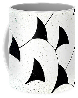 Flying Print Coffee Mug
