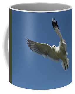 Flying Seagull 3 Coffee Mug