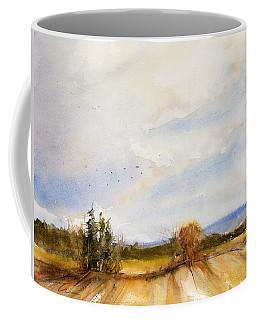Flying South Coffee Mug by Judith Levins