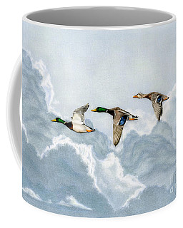 Flying South Coffee Mug