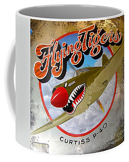 Flying Tigers Coffee Mug