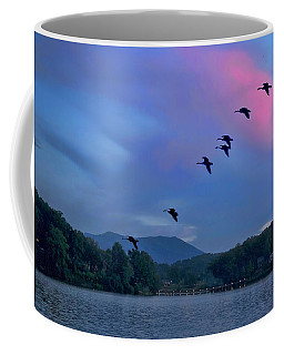 Flying United Coffee Mug